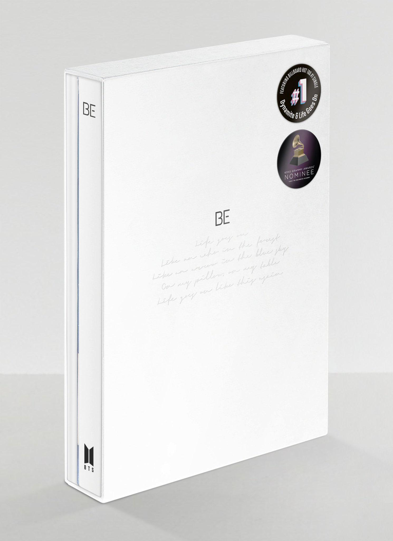 BTS BE Essential Edition