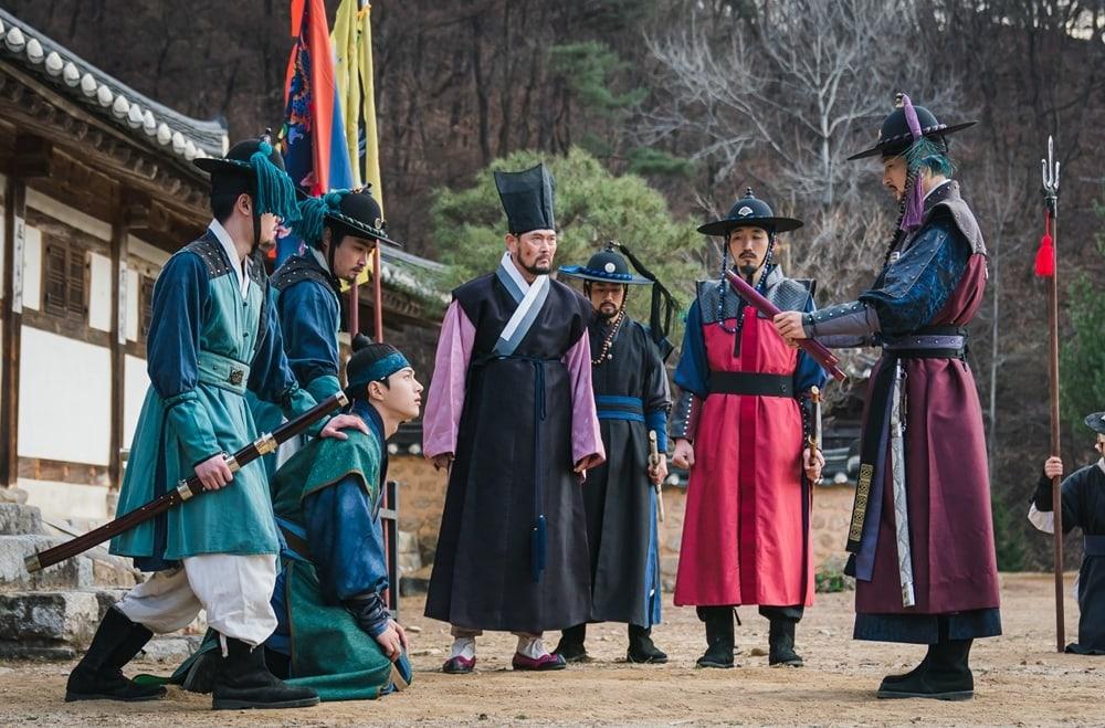Kim Myung Soo Chae Dong Hyun 1