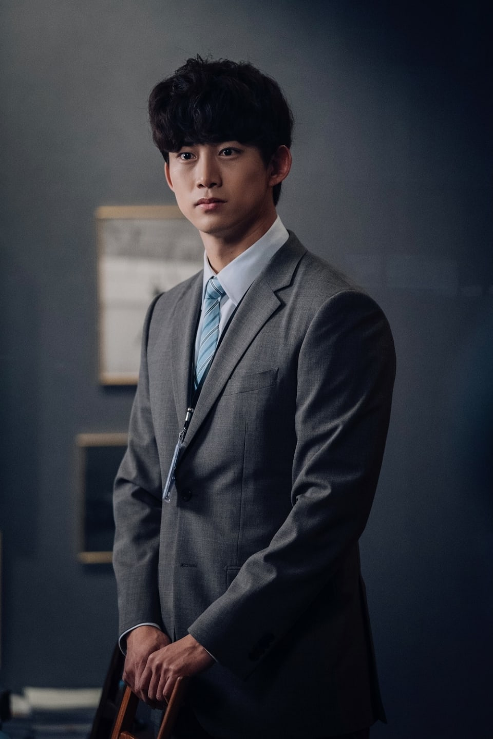 """Vincenzo"": Taecyeon transforms into an awkward but passionate scholar"