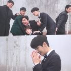 "Kim Seon Ho Gets Embarrassed During Poster Shoot For ""2 Days & 1 Night"" Season 4"