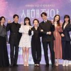 "Yoo In Na, Girls' Generation's Sooyoung, Yoo Yeon Seok, Lee Yeon Hee, And More Talk About Their Romance Movie ""New Year Blues"""