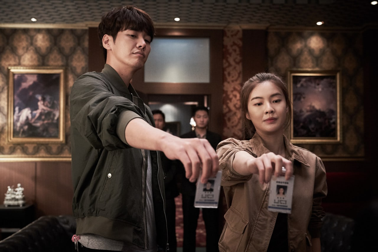 """Mission Possible"": Kim Young Kwang and Lee Sun Bin face a dangerous mission"