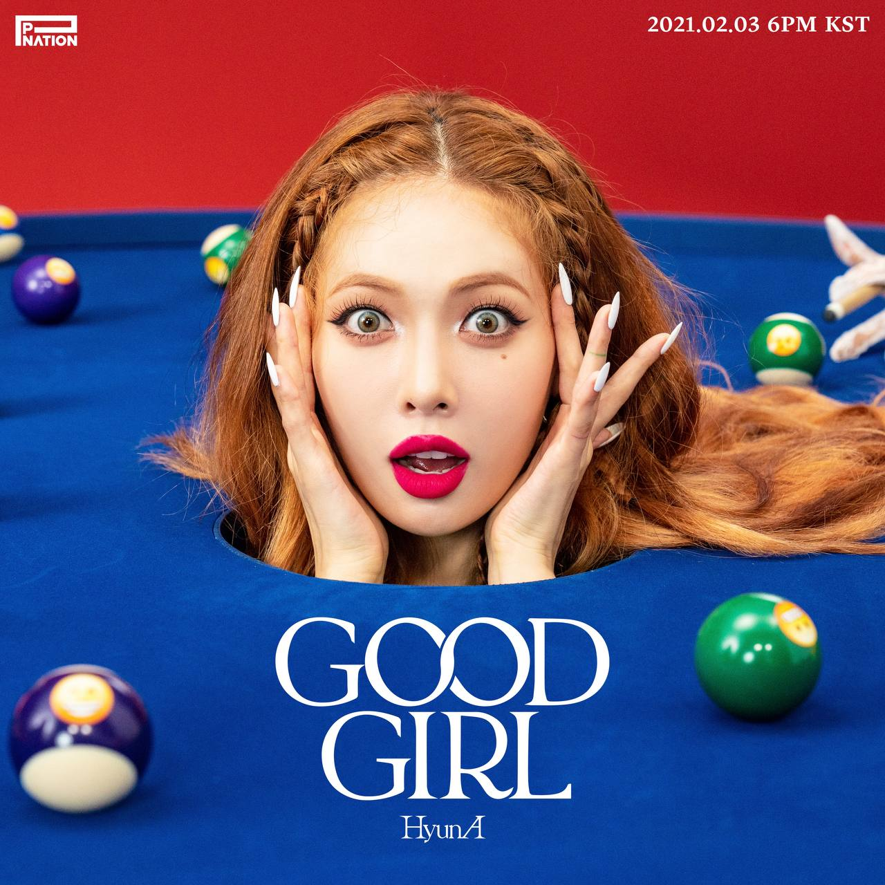 "Watch: HyunA Declares She's Not A ""GOOD GIRL"" In Bright Yet Charismatic MV  