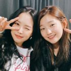 Park So Dam Thanks Apink's Naeun For Cheering Her On By Sending Gift To Film Set
