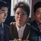 "Kwak Dong Yeon, Kim Yeo Jin, And Jo Han Chul Are Villains Ready To Take On Song Joong Ki In Drama ""Vincenzo"""