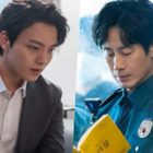 "Yeo Jin Goo And Shin Ha Kyun Show Dedication To Their Roles In Upcoming JTBC Drama ""Beyond Evil"""