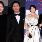 Stars Shine In Glamorous Looks On Red Carpet For 41st Blue Dragon Film Awards