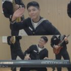 Watch: Park Bo Gum Delights With Appearance In Navy Video