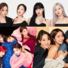 February Girl Group Brand Reputation Rankings Announced