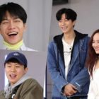 """Lee Seung Gi And Yang Se Hyung Get Giddy About Meeting Their Former Bias Eugene On """"Master In The House"""""""
