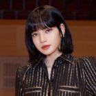 BLACKPINK's Lisa Selected For Jury Of 2021 ANDAM Fashion Award
