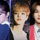 "IZ*ONE's An Yu Jin, TREASURE's Jihoon, And NCT's Sungchan Confirmed As New ""Inkigayo"" MCs"