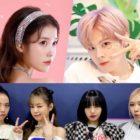 IU, UP10TION's Kim Woo Seok, BLACKPINK, And More Top Gaon Weekly Charts