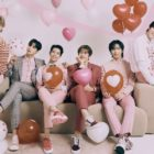 "ASTRO Gears Up For ""2021 ASTRO AROHA Festival [Be Mine]"" Fan Meeting With Romantic Poster"