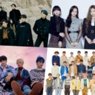 BTS, BLACKPINK, TXT, NCT, Chungha, And More Rank High On Billboard's World Albums Chart