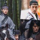 "Jang Dong Yoon, Park Sung Hoon, And More Prepare For Battle In ""Joseon Exorcist"" Teasers"