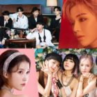BTS, Kang Daniel, And BLACKPINK Top Gaon Weekly Charts; IU Achieves Double Crown