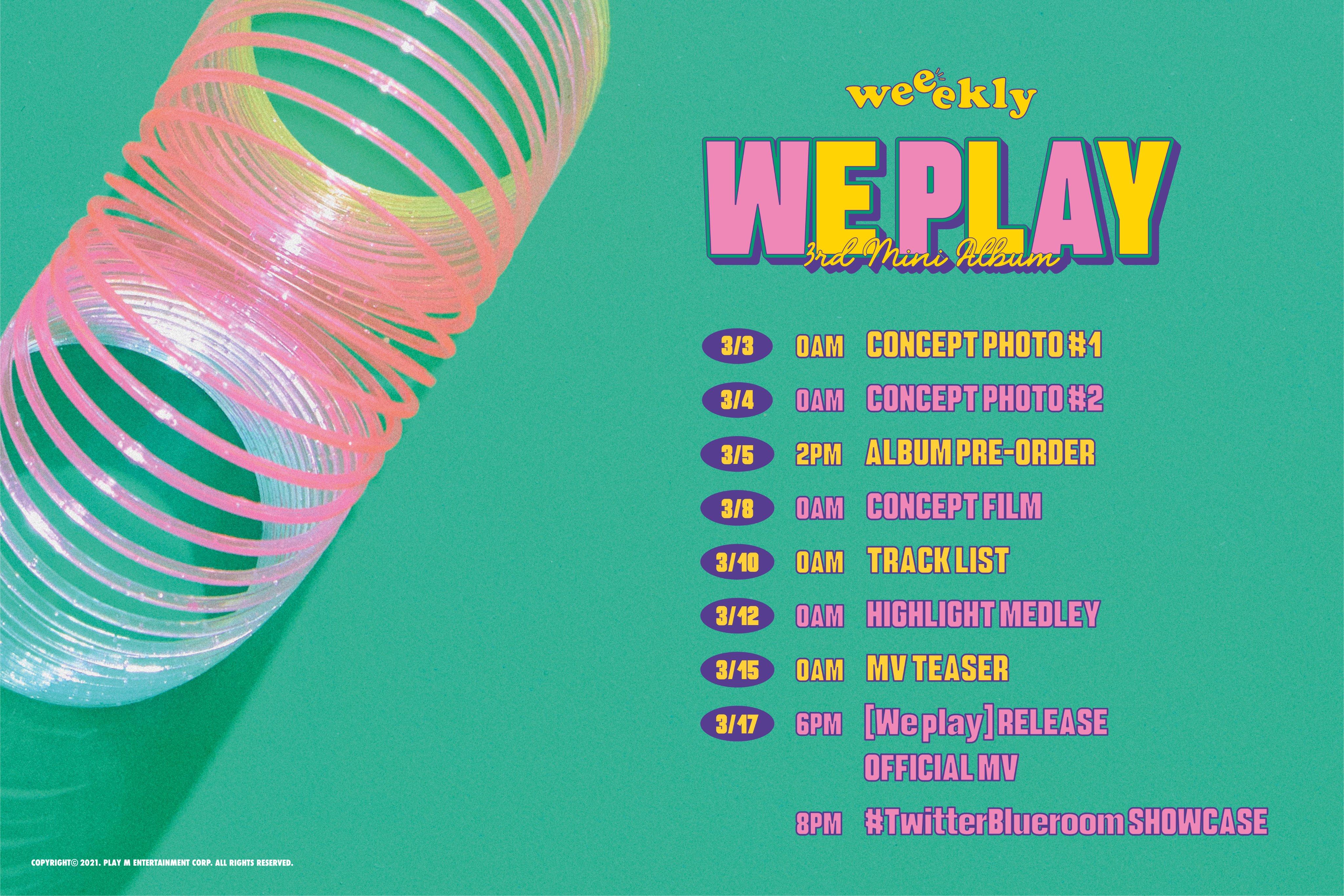 weeekly 2