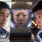 "Gong Yoo, Bae Doona, And Lee Joon Suit Up For Space Adventure In Thriller ""The Silent Sea"" + Cast And Producer Jung Woo Sung Talk About Filming"