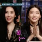 """Watch: Sunmi And Chungha Cause A Stir + Hanhae Admits He Slid Into Sunmi's DMs In """"Amazing Saturday"""" Preview"""