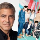 "Watch: George Clooney's Dramatic Reading Of BTS's ""Dynamite"" Is Everything We Never Knew We Needed"