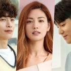 Lee Min Ki, Nana, And CNBLUE's Kang Min Hyuk Star In Posters For New Romance Drama