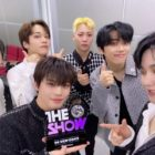 """ONF Takes 1st-Ever Win On """"The Show"""" With """"Beautiful Beautiful""""; Performances By Wonho, WEi, Golden Child, And More"""