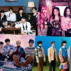 BTS, BLACKPINK, TXT, SHINee, NCT, TWICE, And More Rank High On Billboard's World Albums Chart