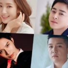 Park Min Young, Jo Jung Suk, SHINee's Taemin, And Jo Se Ho Receive Awards For Being Exemplary Taxpayers