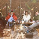 """Hospital Playlist"" Stars Enjoy Camping Together In Cozy Posters For Variety Project"