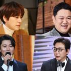 Super Junior's Kyuhyun, Eum Moon Suk, Kim Gura, And Tak Jae Hoon Cast As MCs In New Music Talk Show