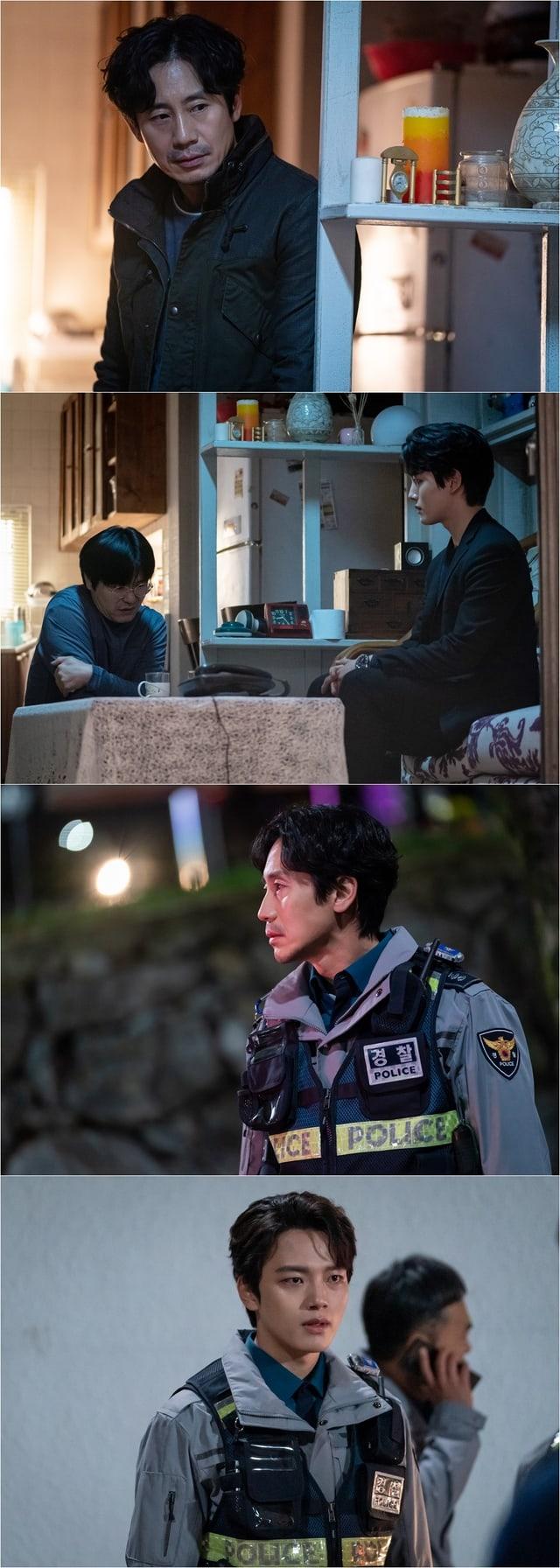 yeo jin goo shin ha kyun beyond evil