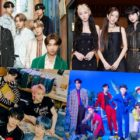 BTS, BLACKPINK, TXT, ATEEZ, NCT, And More Capture High Ranks On Billboard's World Albums Chart