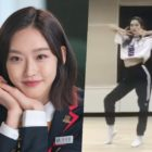 "Watch: ""The Penthouse 2"" Star Han Ji Hyun Gains Attention For Dance Cover Of Chungha's ""Gotta Go"""
