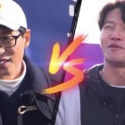 "Watch: ""Running Man"" Previews Showdown Between Daesang Winners Kim Jong Kook And Yoo Jae Suk"