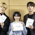 "Jung Ji So, U-KISS's Lee Jun Young, ATEEZ Members, Lim Nayoung, And More Join Script Reading For ""Imitation"""