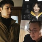 Lee Je Hoon, Kim Eui Sung, Pyo Ye Jin, And More Show Their Teamwork As Employees Of Mysterious Taxi Service