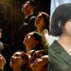 """The Penthouse 2"" And Lee Ji Ah Continue To Top Buzzworthy Drama And Actor Lists"