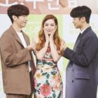 """Lee Min Ki, Nana, And Kang Min Hyuk Talk About Why They Were Drawn To New Drama """"Oh My Ladylord,"""" Acting Together, And More"""