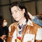 Lee Jong Suk Delights Fans With His Surprise Appearance At 2021 Seoul Fashion Week