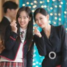 """""""The Penthouse 2"""" Mother-Daughter Duo Kim So Yeon And Choi Ye Bin Are Way Cuter Off-Camera"""
