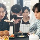 "Kim So Yeon Has A Tense Meal With Uhm Ki Joon And His Kids In ""The Penthouse 2"""