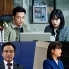 "Lee Joo Young And Lee Seo Jin Team Up Again In ""Times"" As She Discovers The Truth About Her Father"