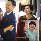 """Watch: The Cast Of """"The Penthouse 2"""" Excitedly Film Wedding Scene + Uhm Ki Joon Takes Care Of Kim So Yeon While Rehearsing"""