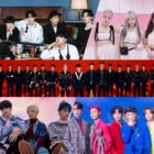 BTS, BLACKPINK, NCT, TXT, ATEEZ, And More Rank High On Billboard's World Albums Chart