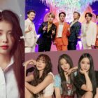 IU And BTS Top Gaon Weekly Charts + Brave Girls Maintains Double Crown