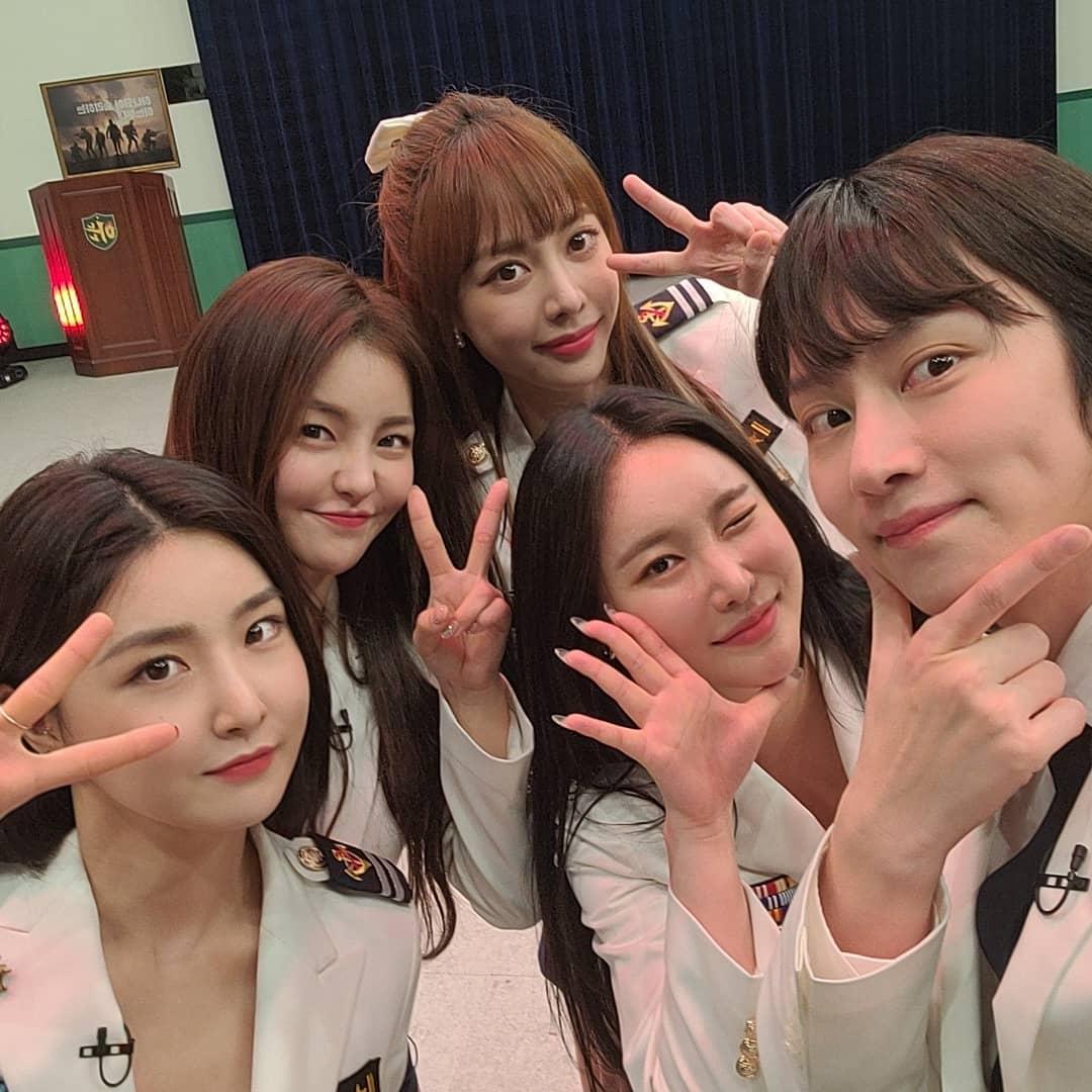 Brave Girls Heechul