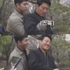 """Watch: Lee Seung Gi And Lee Hee Joon Have Fantastic Chemistry On Set Of """"Mouse"""""""