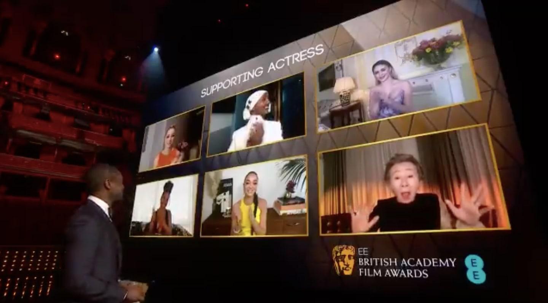 Youn Jung di BAFTA 2021