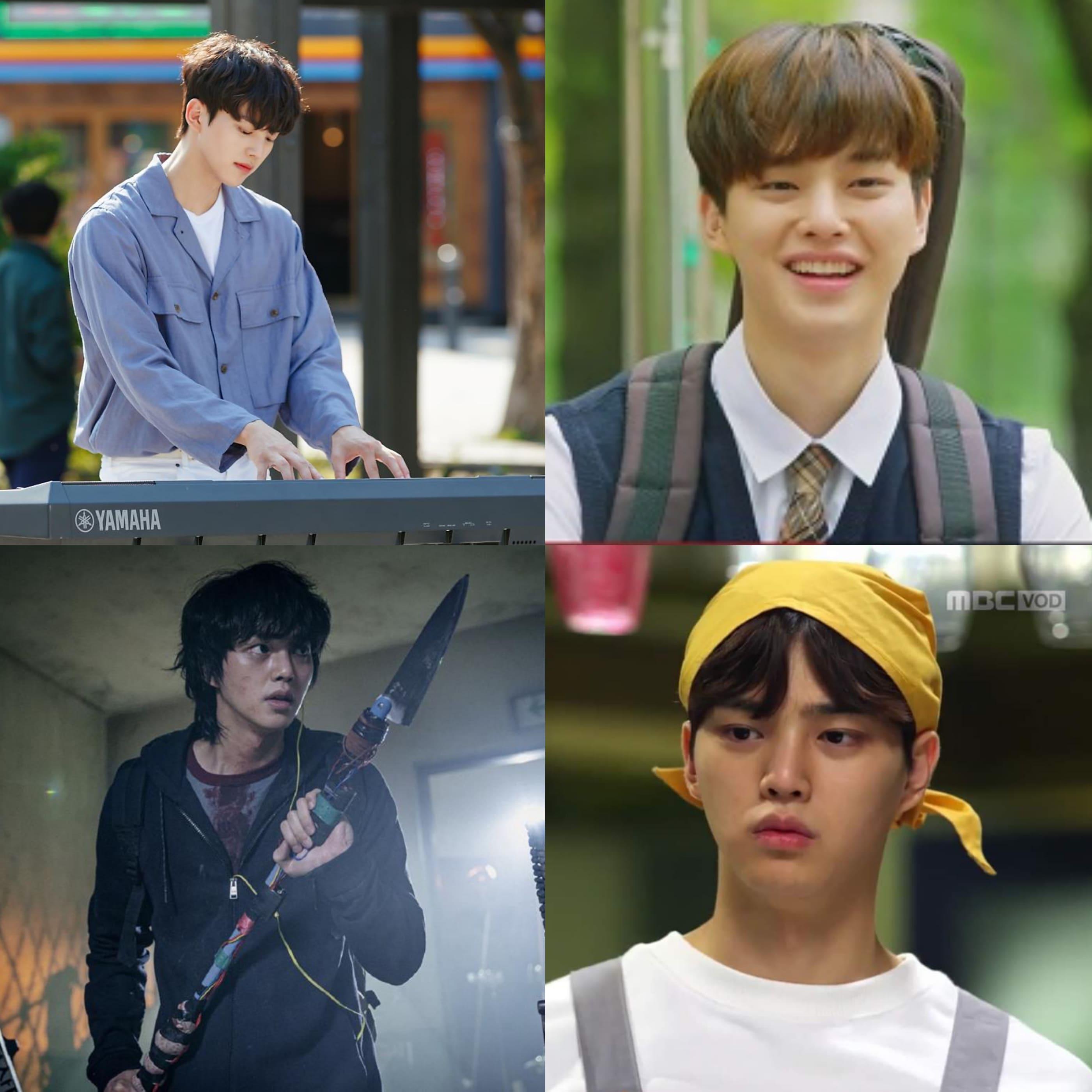 song kang roles
